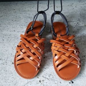 New American Eagle Sandals